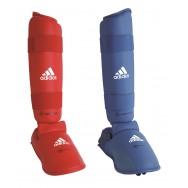 Adidas WKF認證空手道護脛
