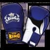 Top King 超透氣真皮魔術貼手碗拳套